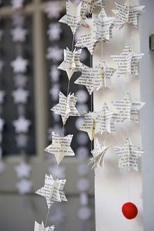 Papierowe Dekoracje Świątec...