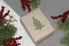 więcej pomysłów na pakowanie prezentów już na blogu! :)