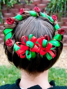 Fryzury na święta od Gaba z 19 grudnia - najlepsze stylizacje i ciuszki