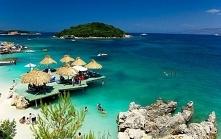 """Ksamil. Albania. Miejsce nazywane """"tropikami Europy"""""""
