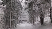 Zima ach i te Bieszczady <3
