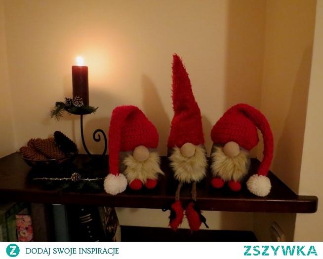 Wesołych świąt:) Zapraszam na włóczkąmalowane:)