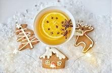 herbata   pomarańcza   goźd...