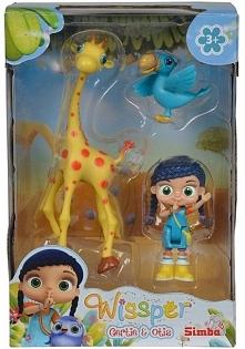 Simba Wissper Figurki Gertie + Otis 109358377