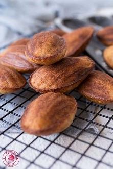 Bananowe magdalenki - Najlepszy przepis - Wypieki Beaty
