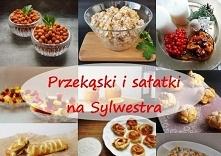 Przekąski i sałatki Sylwestrowe - PRZEPISY