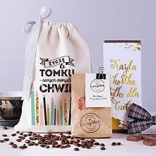 Jak idealny prezent to tylko naturalna kawa i czekolada ! :D