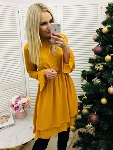 Koszulowa Sukienka Szmizjer...