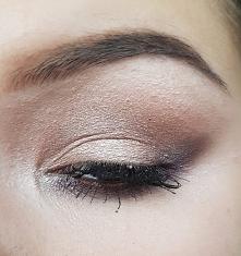 Pierwsza propozycja makijażu sylwestrowego :)