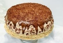 Domowy tort truflowy - łatw...