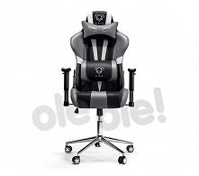 Diablo Chairs X-Eye (czarno-szary)- szybka wysyłka! - Raty 10 x 68,70 zł