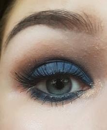 Makijaż sylwestrowy #2