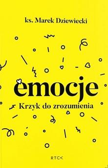 """Książka """"Emocje. Krzyk..."""