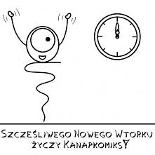 Dobrej zabawy życzy Kanapko...