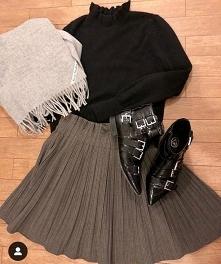 Zestaw Zara od ewelinakrystek13 z 31 grudnia - najlepsze stylizacje i ciuszki
