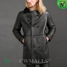 Men Sheepskin Coat | CWMALL...