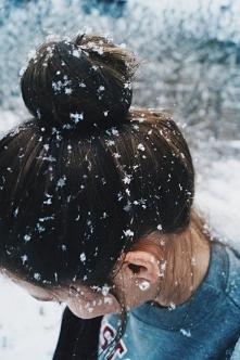 Gdy pada śnieg *