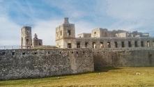 Ruiny zamku Krzyżtopór, świ...