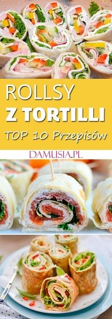 Rollsy z Tortilli: TOP 10 N...