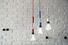 Lampa żarówka na kablu to n...