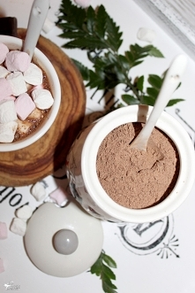 Gorąca czekolada w proszku – domowa wersja