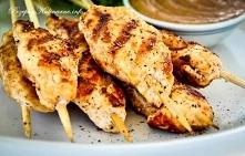 Szaszłyki z kurczaka Karoliny