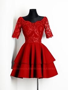Kliknij w zdjęcie by przejść do produktu sukienkowo.com LARA - Sukienka z kor...