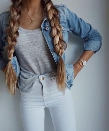 Lubicie biale spodnie? :)