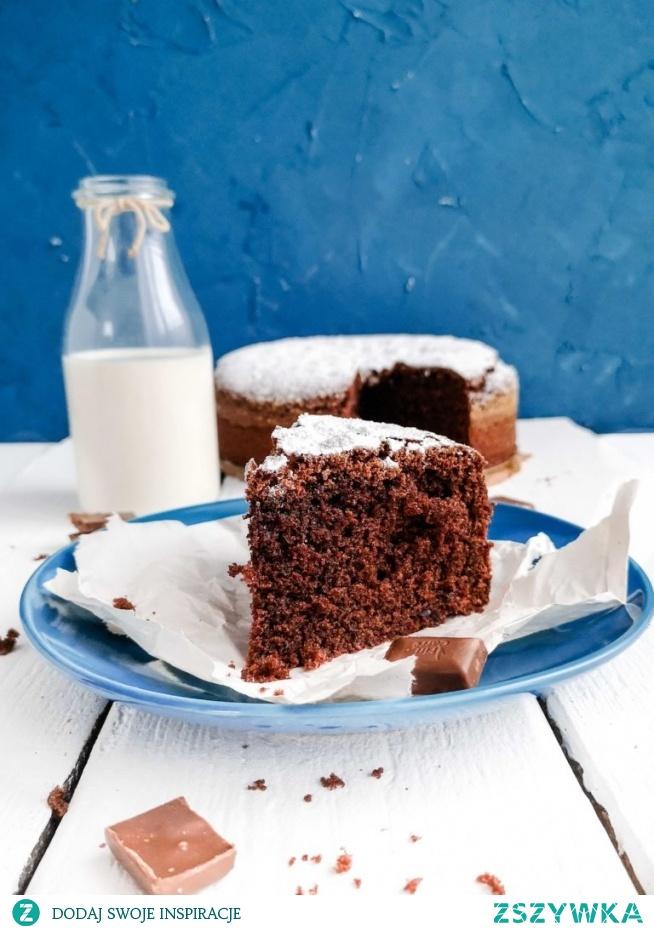 Pyszne ciasto czekoladowe z burakami - mniam!