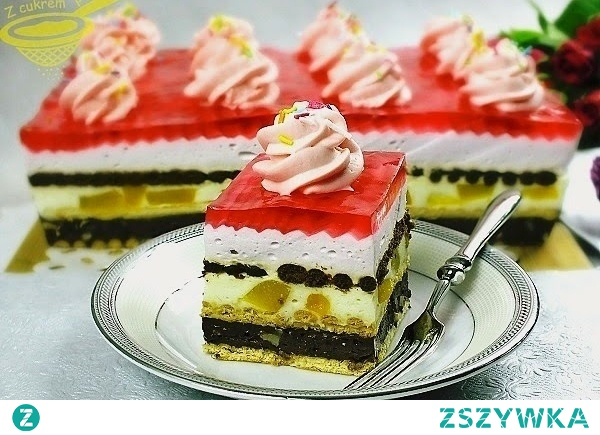 ciasto Lolita (bez pieczenia)