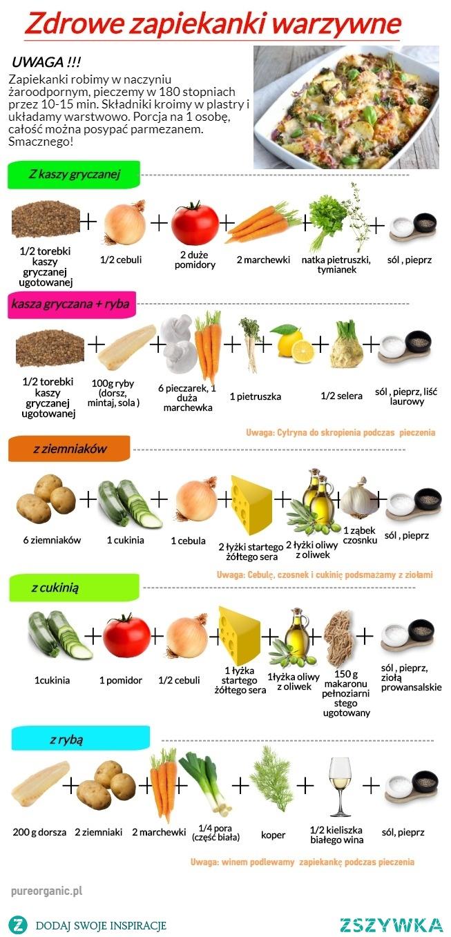 Przepisy na zdrowe zapiekanki warzywne:  #fit, #pureorganic, #zdroważywność, #zdrowedania, #zdrowejedzenie, #zdroweobiady, #zdroweposiłki, #zdroweprodukty, #zdroweprzepisy, #zdrowezapiekankiwarzywne, #zdrowie, #zdrowytrybżycia