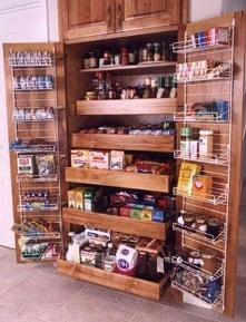 organizer kuchenny