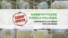 ✅ Promocja na tunele foliow...