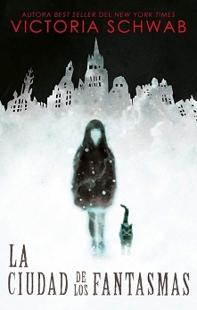 City of Ghosts - Victoria Schwab      Cassidy Blake's parents are The In...