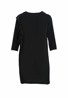 Czarna Sukienka Accumulate