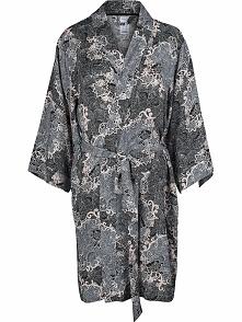 Kimono w kolorze czarnym