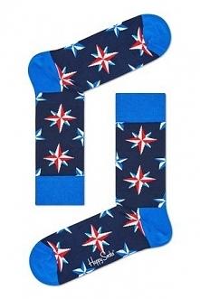 Skarpetki Happy Socks - Nautical (NST01-6001)