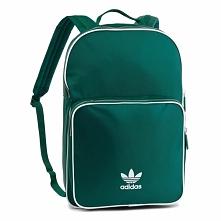 Plecak adidas - Bp Cl adicolor DV0185 Green/White