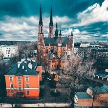 Warszawa. Panorama miasta. Polska też jest piękna <3 Takie puzzle u nas, k...