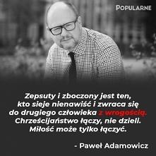 Pan Paweł Adamowicz