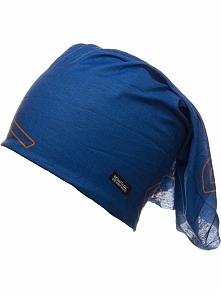 Chusta funkcyjna w kolorze niebieskim - 55 x 25 cm