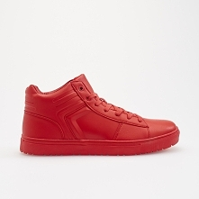 Sneakersy za kostkę - Czerwony