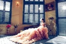Inspiracje ślubne na jasny róż jako kolor przewodni