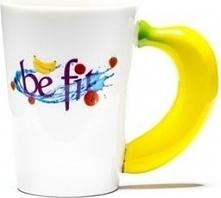 GiftWorld Vege kubek banan