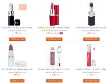 Naturalne pomadki do ust od Diora, Long4Lashes i Felicea - recenzja