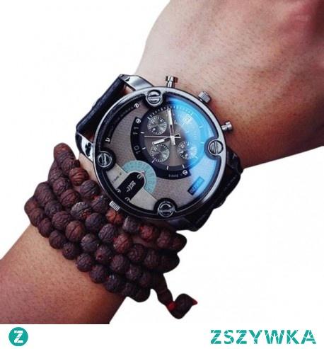 Nietuzinkowy Zegarek -> Kliknij w zdjęcie, by dowiedzieć się więcej -> CzasNaZegarki.pl