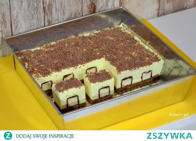 Mleczne okienko - bez pieczenia Fenomenalne ciasto w trzech ruchach Musisz spróbować!