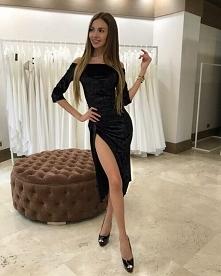 Sukienka Midi Velvet Black z noshame.pl (klik w zdjęcie, by przejść do sklepu)