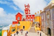 Sintra, Portugalia :) Piękna układanka, zapraszamy!