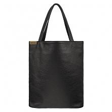 Shopper XL torba czarna z t...